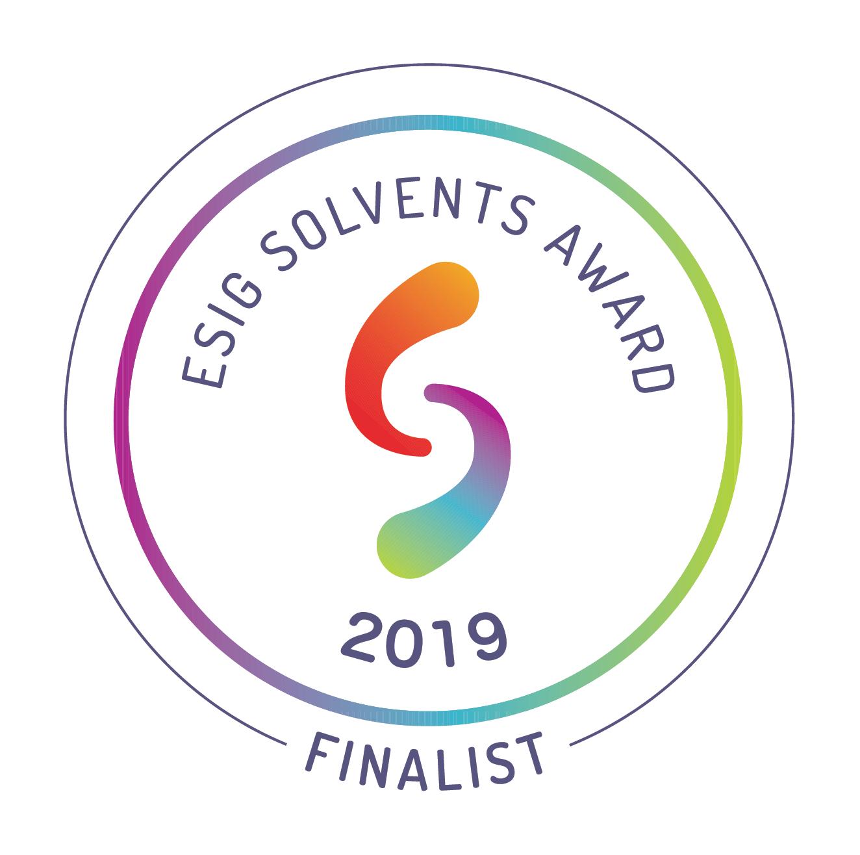 ESIG Solvents Award 2019