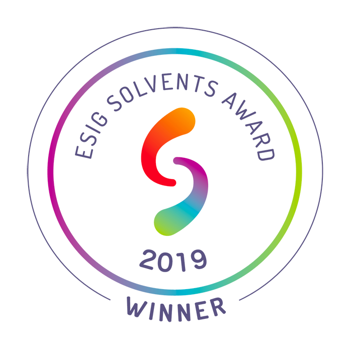 ESIG Solvents Award 2019